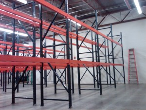 Pallet Racking Removal Evansville, IN
