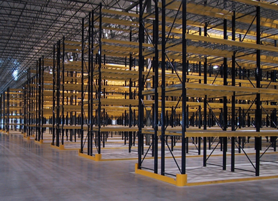New and Used Pallet Racking Evansville, IN