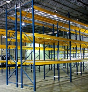 Pallet Rack Systems Evansville, IN